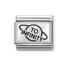 To Infinity and beyond - moduł do bransoletki NOMINATION Composable 330109/24 42870