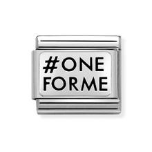 #One for me - moduł do bransoletki NOMINATION Composable 330109/28 42884